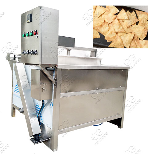 Tortilla Chips Fryer Machine