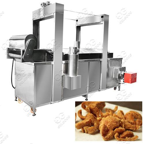 Pork Cracklings Fryer Machine