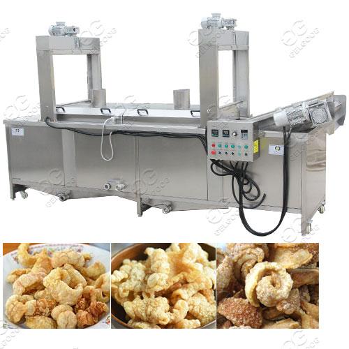 Pork Rinds Frying Machine