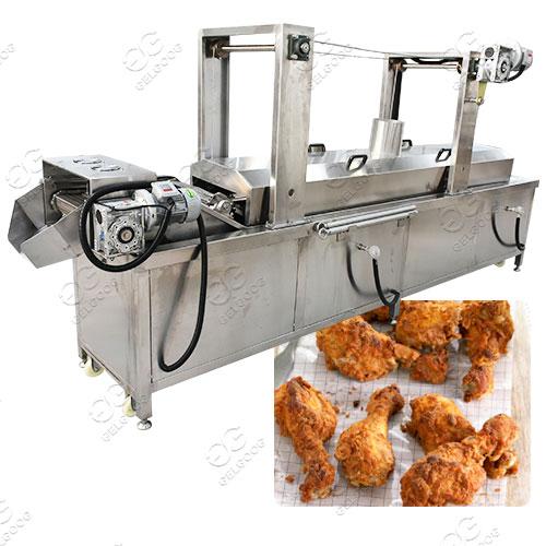 Chicken Drumstick Frying Machine